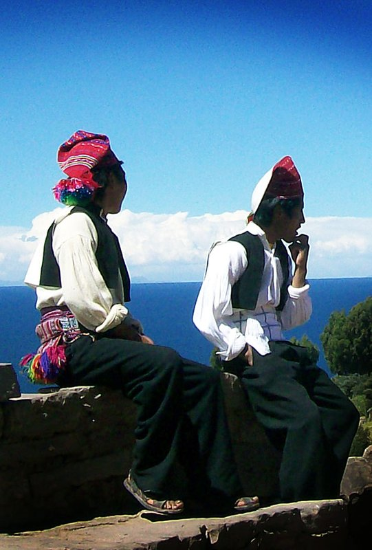 Tequile traditional men