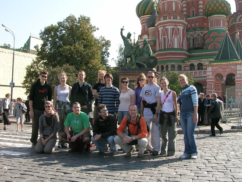 our trans-mongolian group