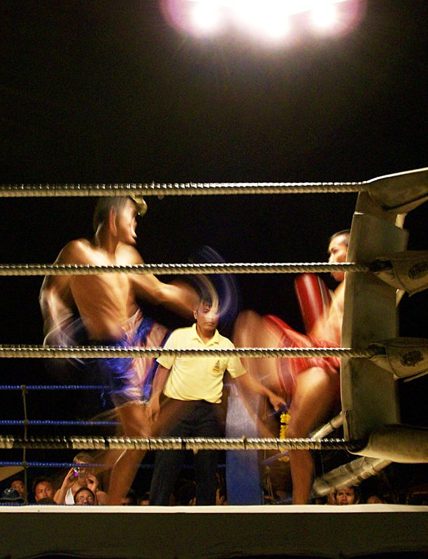 thong sala muay thai boxing