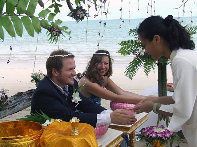 wedding bonding blessing