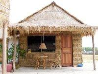 otres - beach hut