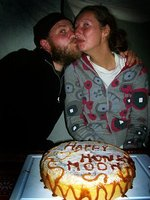 steve sarah inca trail cake