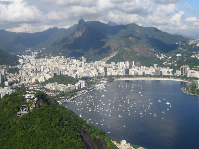 Rio - View from the Sugar Loaf