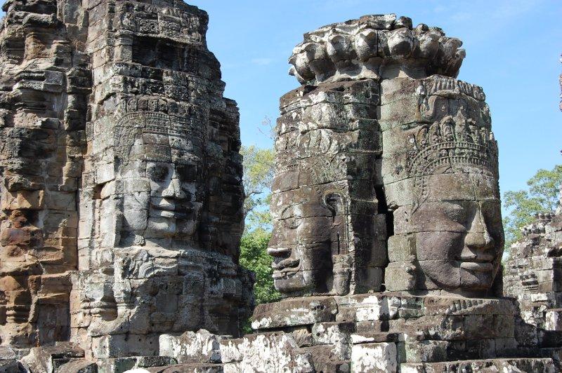 Bayon Temple, Cambodia