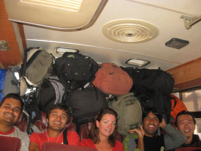 The dangerous Ride from Siem Reap to Poipet