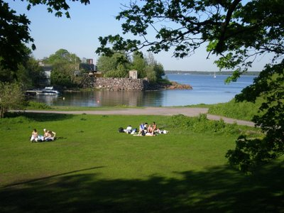 Suomenlinna Island - sea fortress