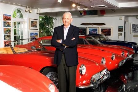 2007 Honorary Chairman and Hotel Mogul Bill Marriott