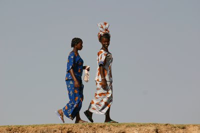 Fullani women