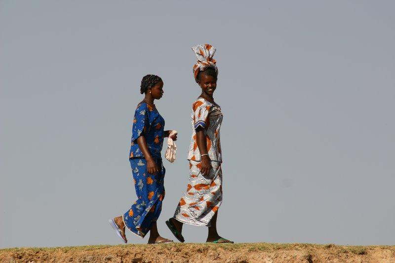 Fullani women