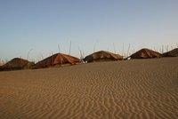 Tuareg camp