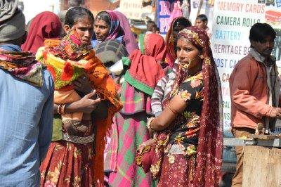 Market in Pushkar Market
