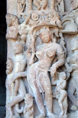 900 year old Temple carving