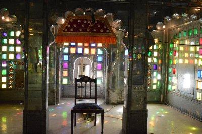 Royal Appartments City Palace Udaipur