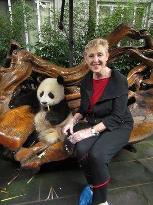 Pandamonium at Chengdu