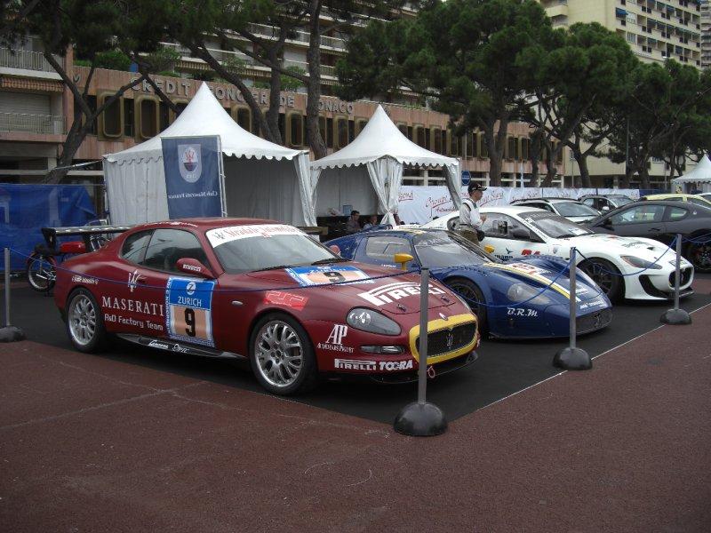 Monaco Motor Show