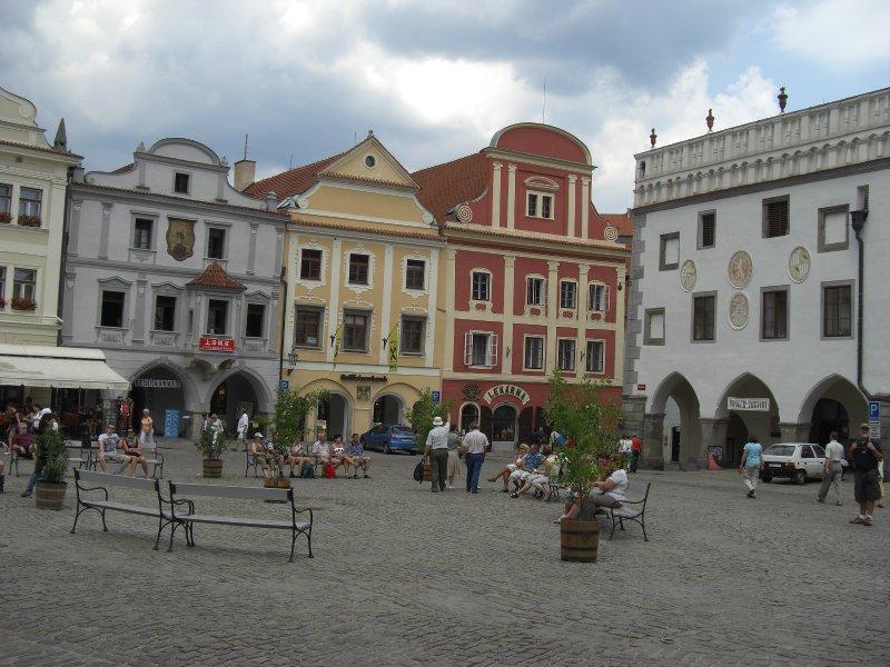 City Square Cesky Krumlov