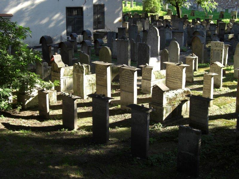 Ancient Tombstones R'emuh Cemetry