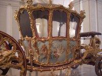 Marie-Antoinettes Wedding Coach