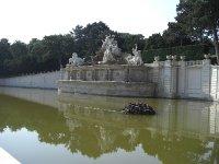 Neptune Fountain Schonbrunn