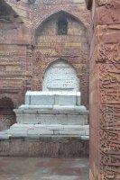 Ancient tomb at Qutb Minar