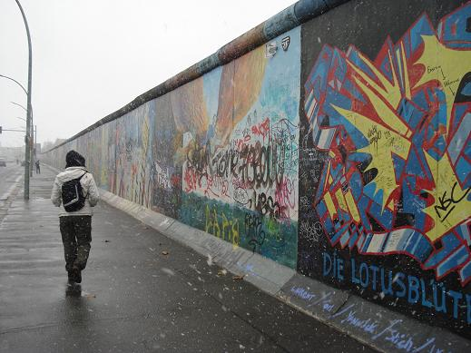 Berlin Wall Art