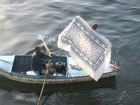 Shawling on the Nile