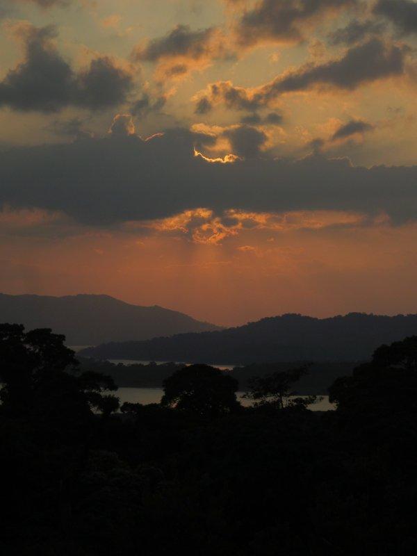 Sunset 1 - Arenal