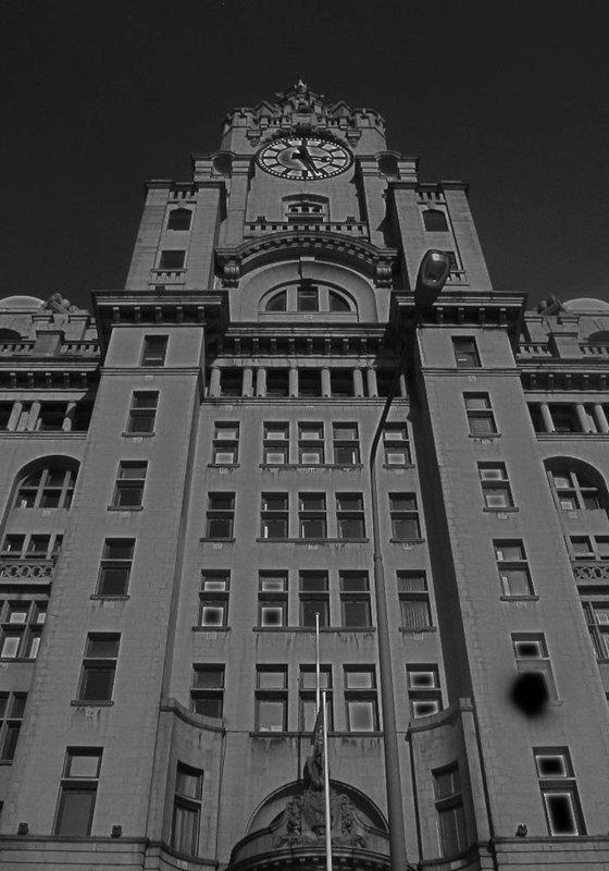 Liverpool- Liver Building