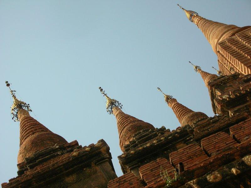 temple spires