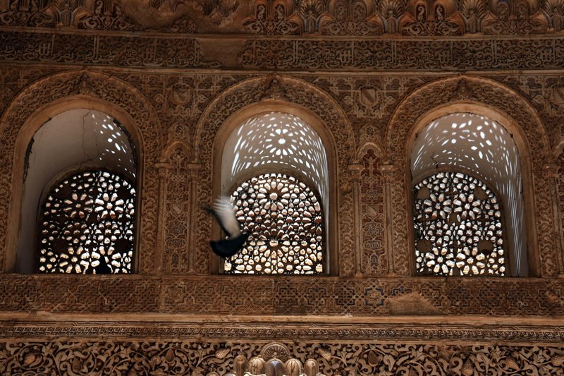 The Alhambra Palace, Granada, Spain - 5