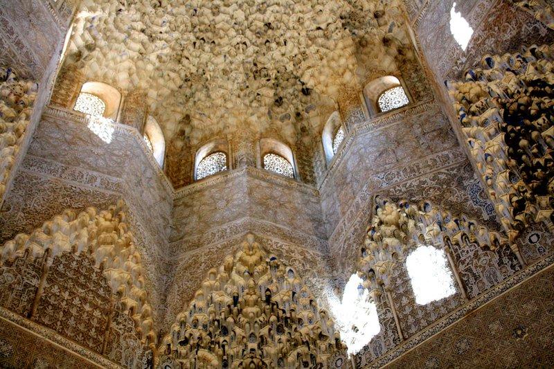 The Alhambra Palace, Granada, Spain - 10