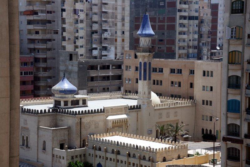 Central Alexandria