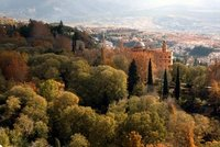 Autumn in Granada, Andalusia -1