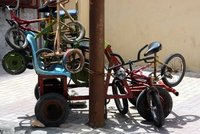 Lock your bike up!