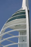 The Spinnaker Tower, Portsmouth.
