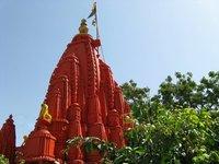 The Brahma Temple in Pushkar