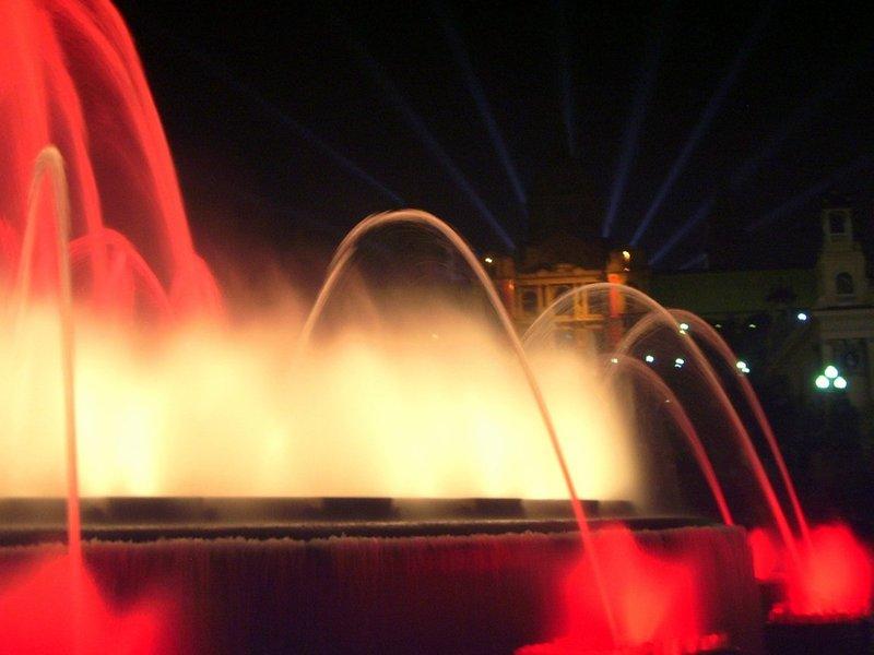 Magic Fountain