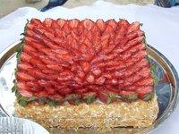 wedding cake thai style