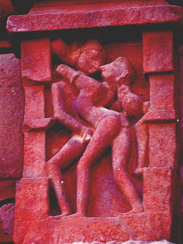 Ancient Lovers
