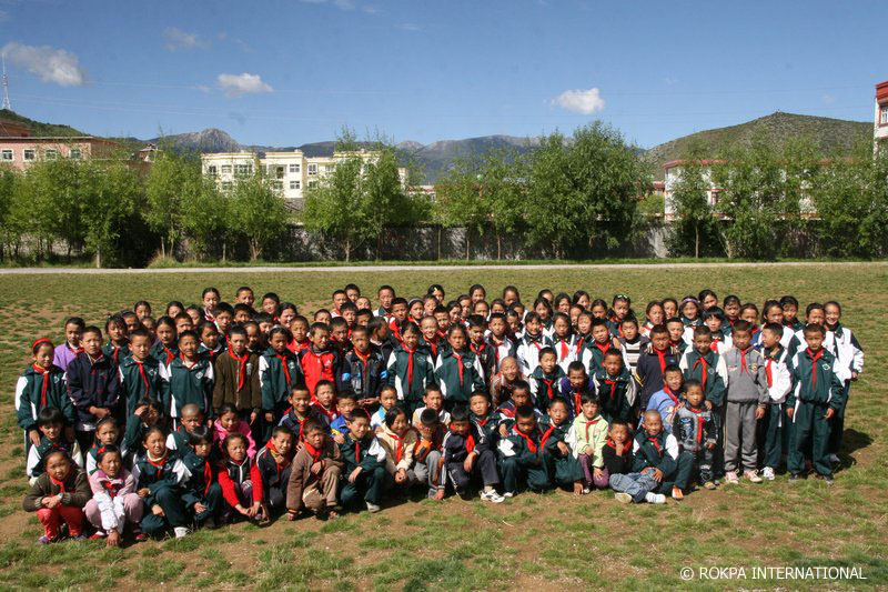 Another ROKPA schools