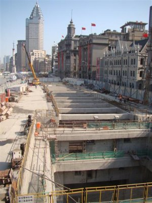 Bund construction