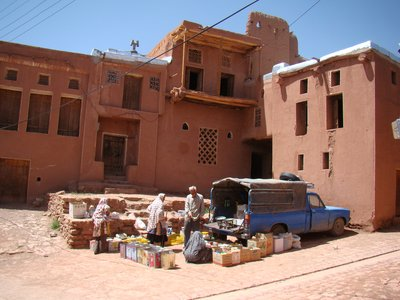 Local Market Abyaneh