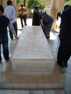 Grave of Hafez