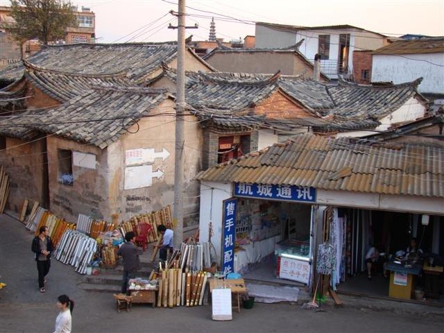 old quarter Juanshui