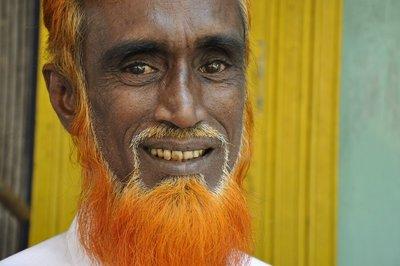 Henna Beard