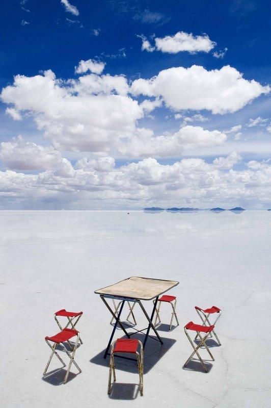 picnic in the sky