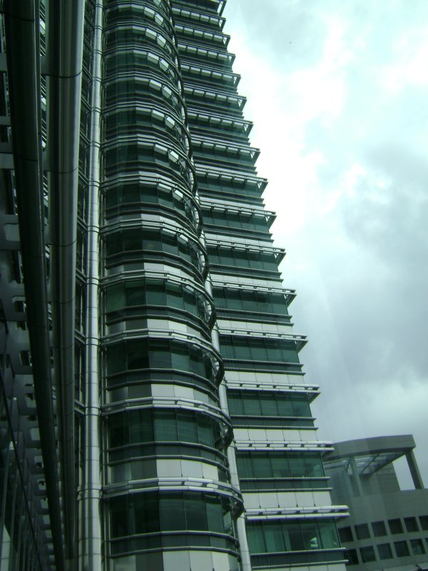 Petronas Towers... again