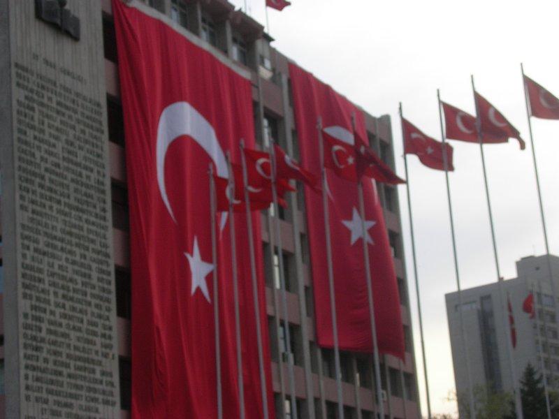 Turkish Parade Day