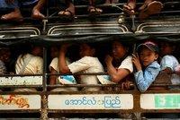 Public Transport - Burma-Style
