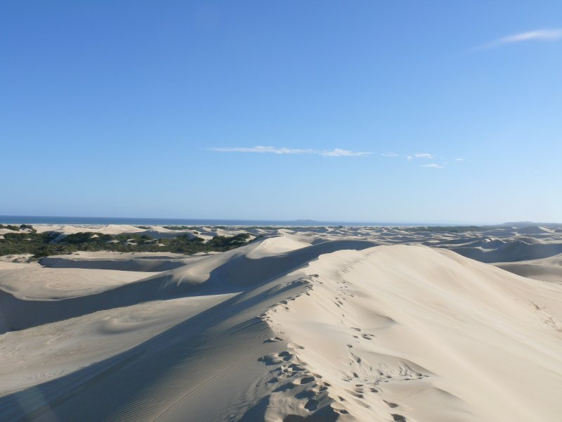 Dunes - Sunday's river mouth